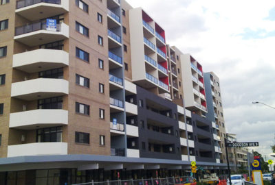 Latest Project in Lidcombe